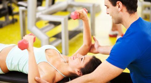 gym insructor