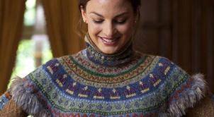 Nicky Epstein - the knitwear designer