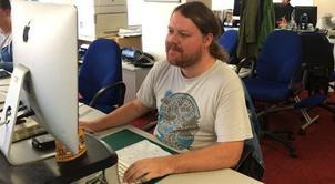 Neil Burgess – the web design wizard