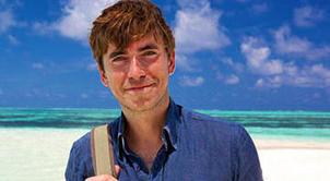 Simon Reeve – the travel writer